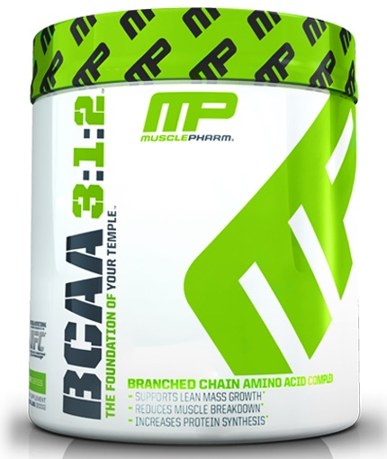 BCAA 3:1:2 Powder MusclePharm (215 гр)