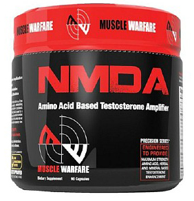 NMDA Muscle Warfare (90 кап)