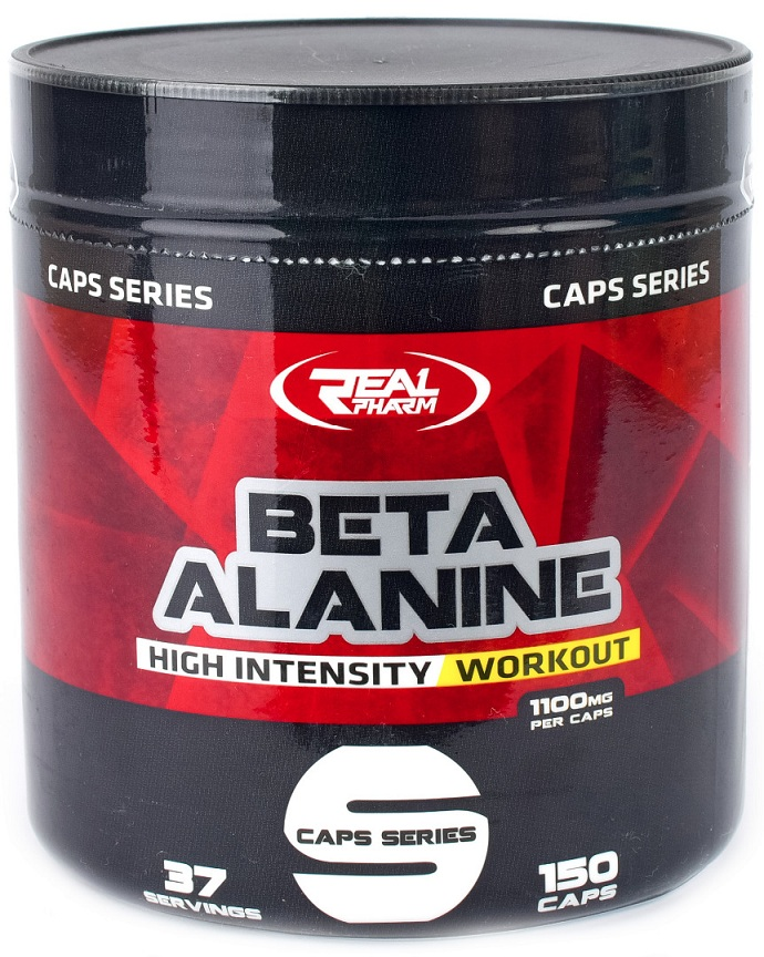 Beta-Alanine Real Pharm (150 капс)