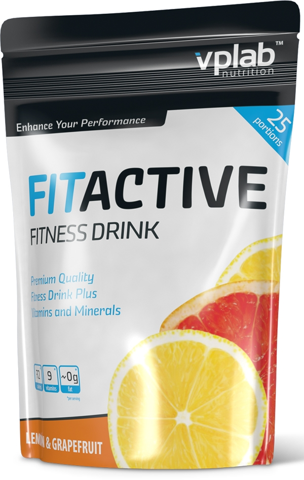 FitActive Fitness Drink VP Laboratory (500 гр)