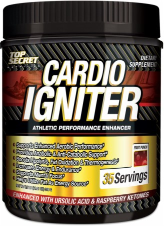 Cardio Igniter Top Secret Nutrition (315 gr, 35 serv)