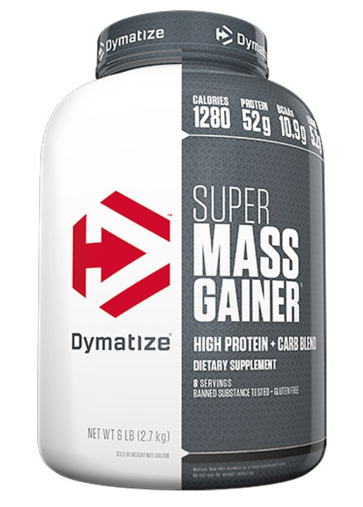 SUPER MASS GAINER (2722 gr)