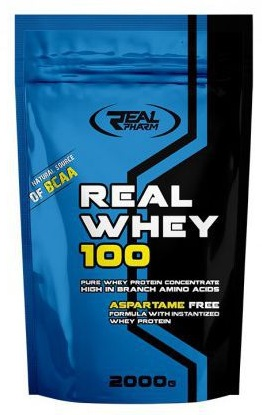 Real Whey Real Pharm (700 g)(EXP 04/2019)