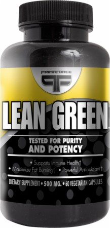 Lean Green PrimaFORCE (60 cap)