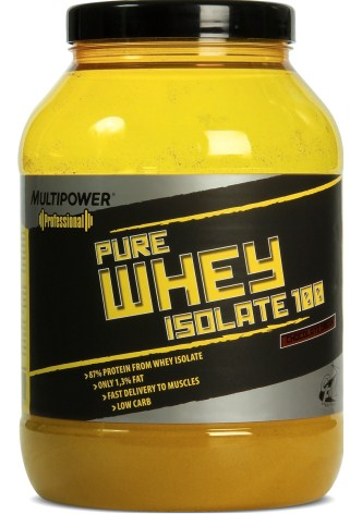 Pure Whey Isolate 100 Multipower (2250 гр)