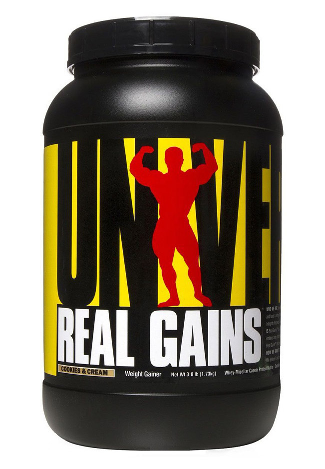 Real Gains Universal Nutrition (1730 кг)