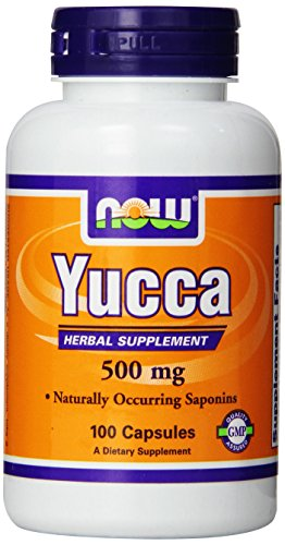 Yucca 500 mg NOW (100 cap)