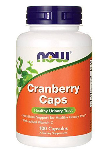 Cranberry Caps 700 mg NOW (100 кап)