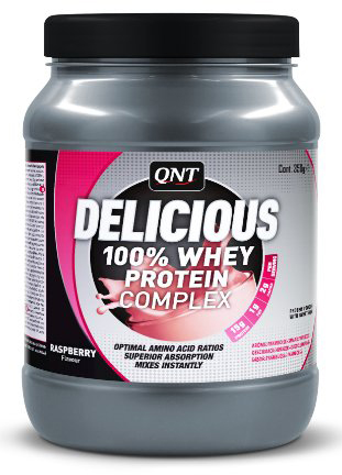 Delicious Whey Protein QNT (350 gr)