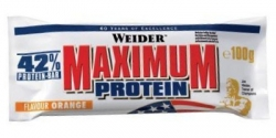 42% Maximum Level Protein Bar  Weider (100 гр)