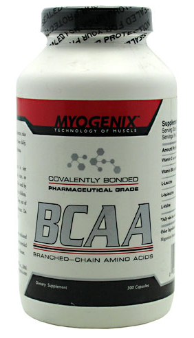BCAA Myogenix (300 кап)