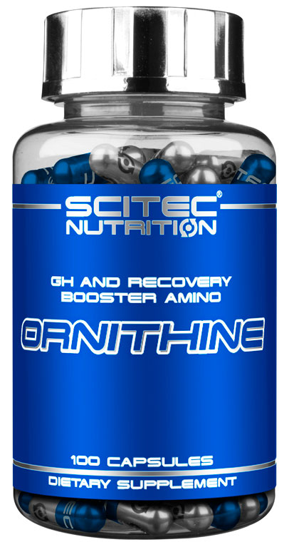 ORNITHINE SCITEC NUTRITION (100 кап)