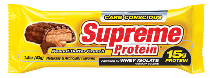 Supreme Protein Carb Conscious Bar (43 gr)