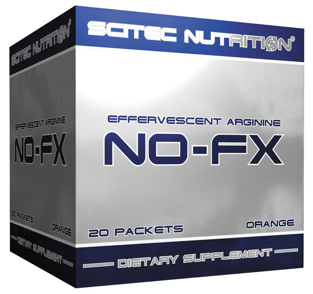 NO-FX SCITEC NUTRITION (20 пак)