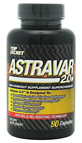Astravar 2.0 Top Secret Nutrition (90 кап)