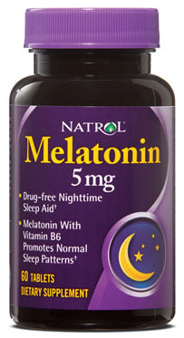 Melatonin 5 mg Natrol (60 tab)