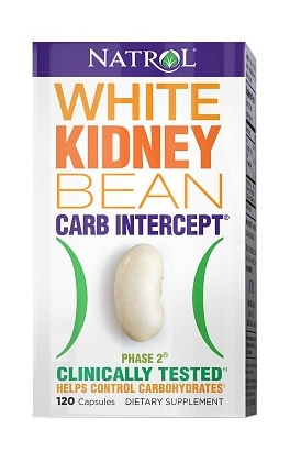 White Kidney Bean Carb Intercept Natrol (120 кап)