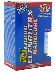 Liquid Clenbutrx Hardcore VPX (240 ml)