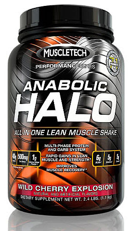 Anabolic Halo Performance Series MuscleTech (1100 gr)