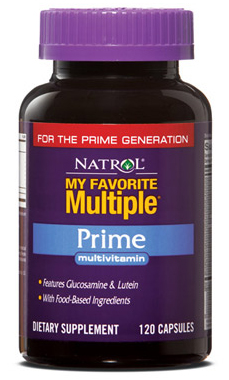 My Favorite Multiple Prime Natrol (120 кап)