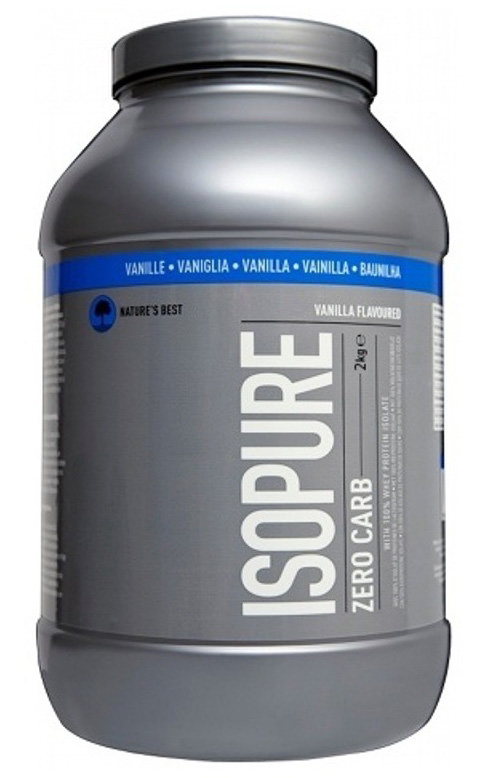 IsoPure Zero Carb Nature's Best (2000 гр)