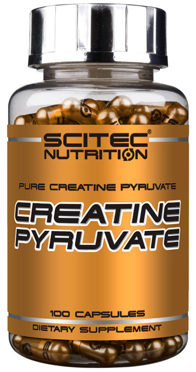 CREATINE PYRUVATE SCITEC NUTRITION (100 cap)