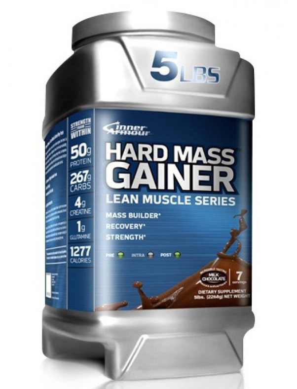 Hard Mass Gainer Inner Armour (2268 gr)