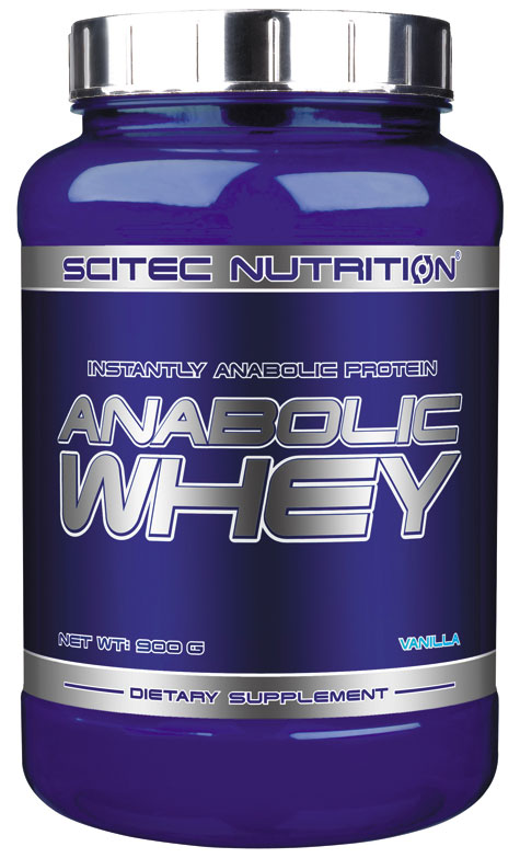 ANABOLIC WHEY SCITEC NUTRITION (900 гр)