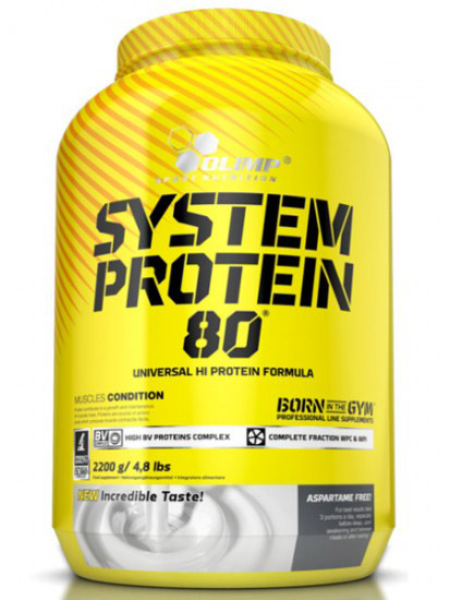 System Protein 80 Olimp (2200 гр)