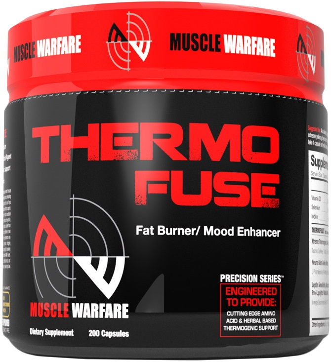 ThermoFuse Muscle Warfare (90 кап)