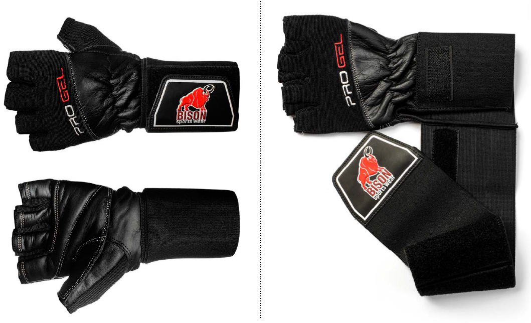 Перчатки Bison 5004