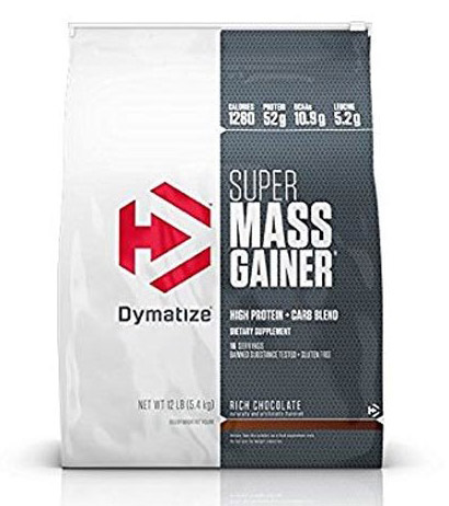 SUPER MASS GAINER (5443 gr)