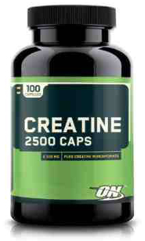 Creatine 2500 Caps Optimum Nutrition (100 кап)