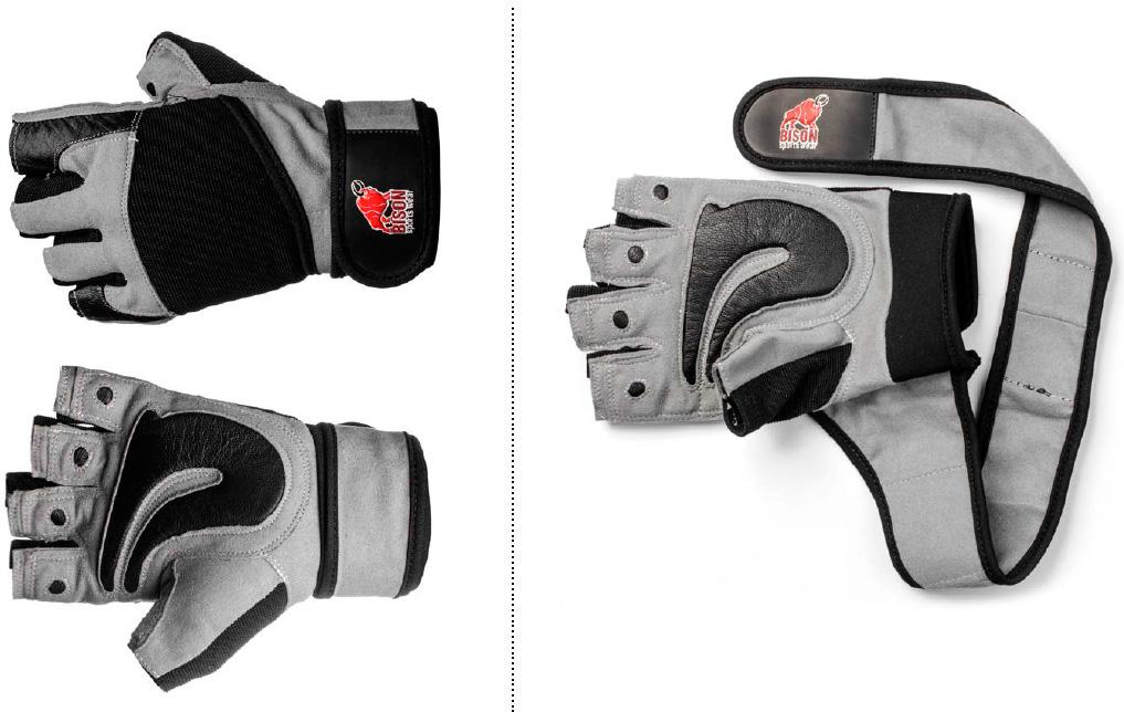 Перчатки Bison 5018