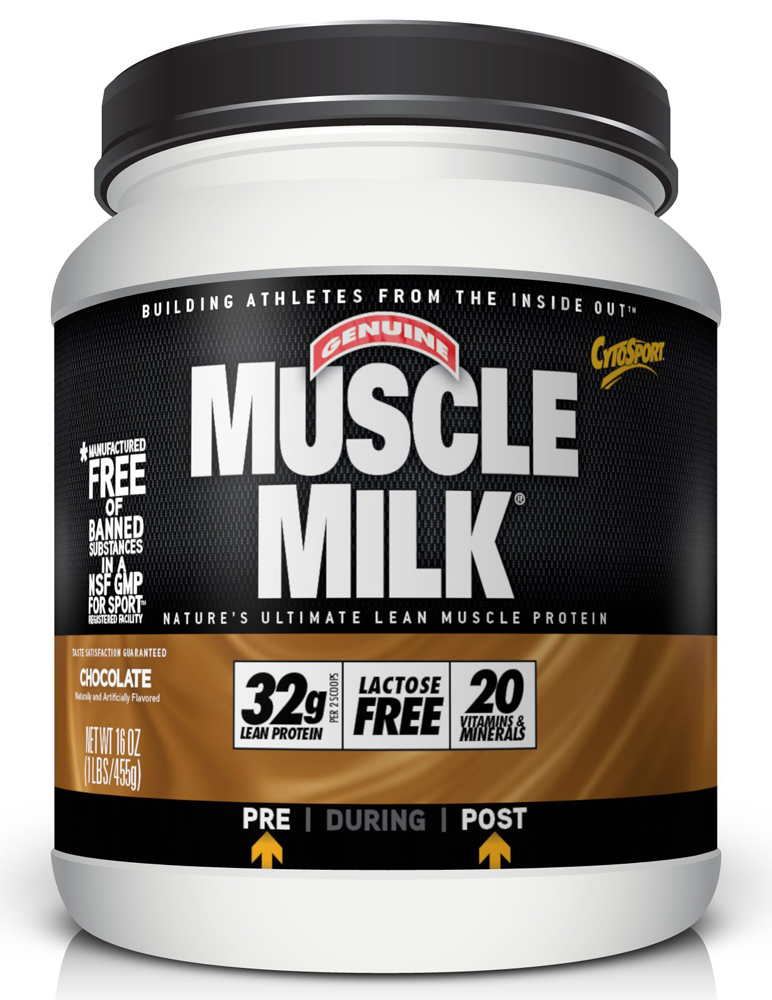 Muscle Milk Light CytoSport (750 gr)