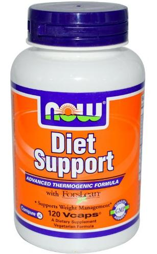 Diet Support NOW (120 Veg Capsules)(EXP 09/2016)