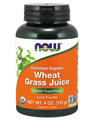 Wheat Grass Juice NOW (113 gr)(EXP 12/2019)