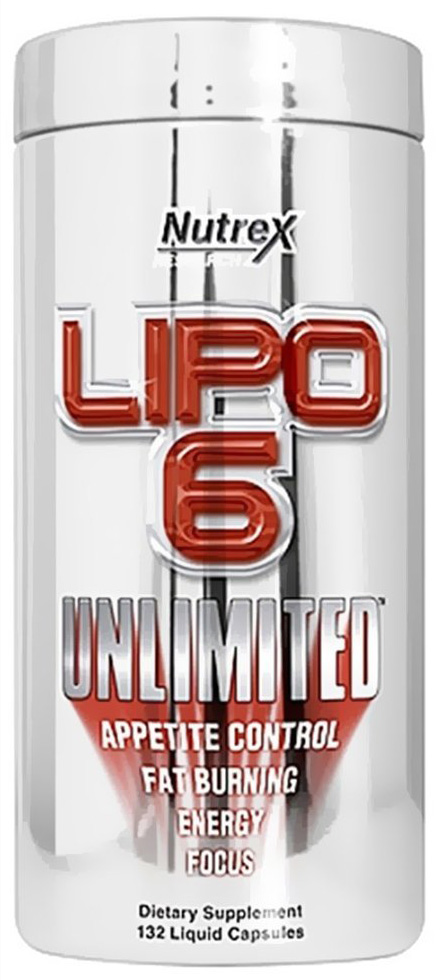 LIPO-6 Unlimited (132 cap)
