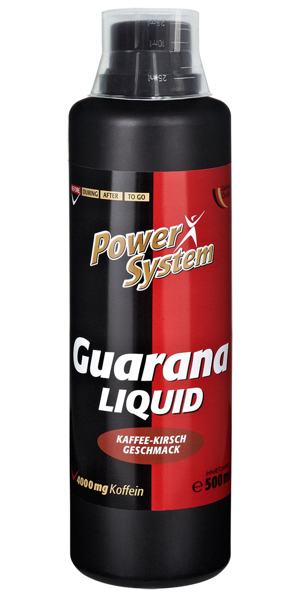 Guarana Liquid 4000 mg Power System (500 мл)