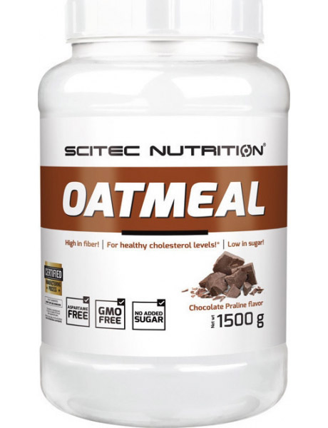 Oatmeal Scitec Nutrition (1500 g)