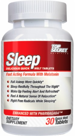 Sleep Top Secret Nutrition (30 tab)