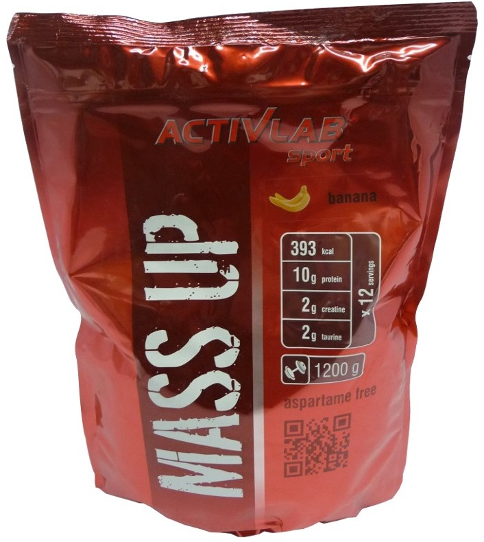 Mass Up ActivLab (1200 gr)