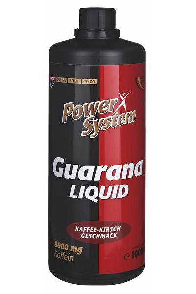 Guarana Liquid 8000 mg Power System (1000 мл)