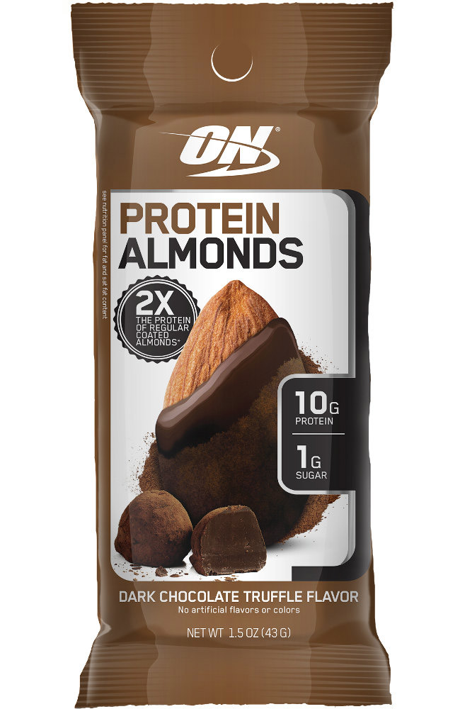 Protein Almonds Optimum Nutrition (43 gr)