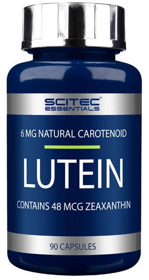 LUTEIN SCITEC NUTRITION (90 кап)(годен до 02/2018)