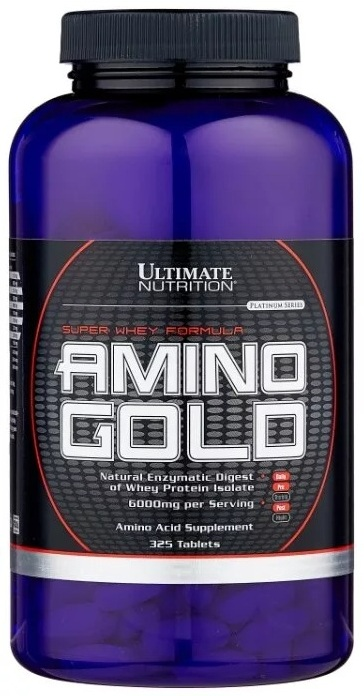 Amino Gold Ultimate Nutrition (325 tab)