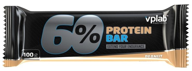 60% Protein bar VPLab Nutrition (100 гр)