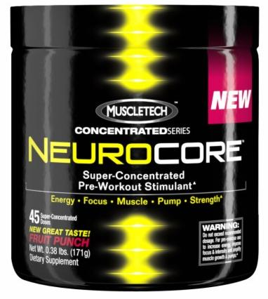 NeuroCore MuscleTech (171-199 гр, 45 порций)