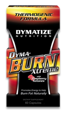 Dyma-Burn Xtreme with Raspberry Ketones (60 cap)