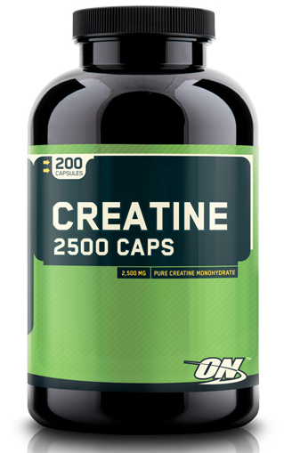 Creatine 2500 Caps Optimum Nutrition (200 кап)